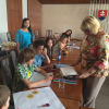 Nadané deti predstavili starostke našej mestskej časti svoje projekty