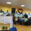 Silvestrovská zábava v dennom centre