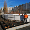 INFO: Prebieha demontáž mobilnej ľadovej plochy