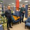 Do knižnice sme odovzdali najnovšie tituly, prednášal aj známy umelecký knihár