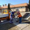 Za jeden týždeň sme vyzbierali 35 ton posypového materiálu