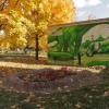 Z projektu participatívneho rozpočtu pribudli v Drocárovom parku dažďové záhrady