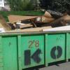 [Ako postupovať pri ukladaní objemného tuhého odpadu.]